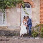 Un mariage franco-québécois-italien à Bourges avec Noémie & Vincenzo