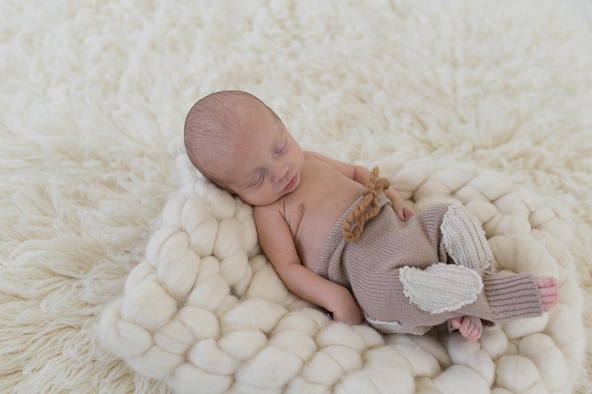 Super Séance bébé en studio photo avec Théodore ZJ81