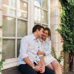 Séance couple dans les rues du Vieux Lille