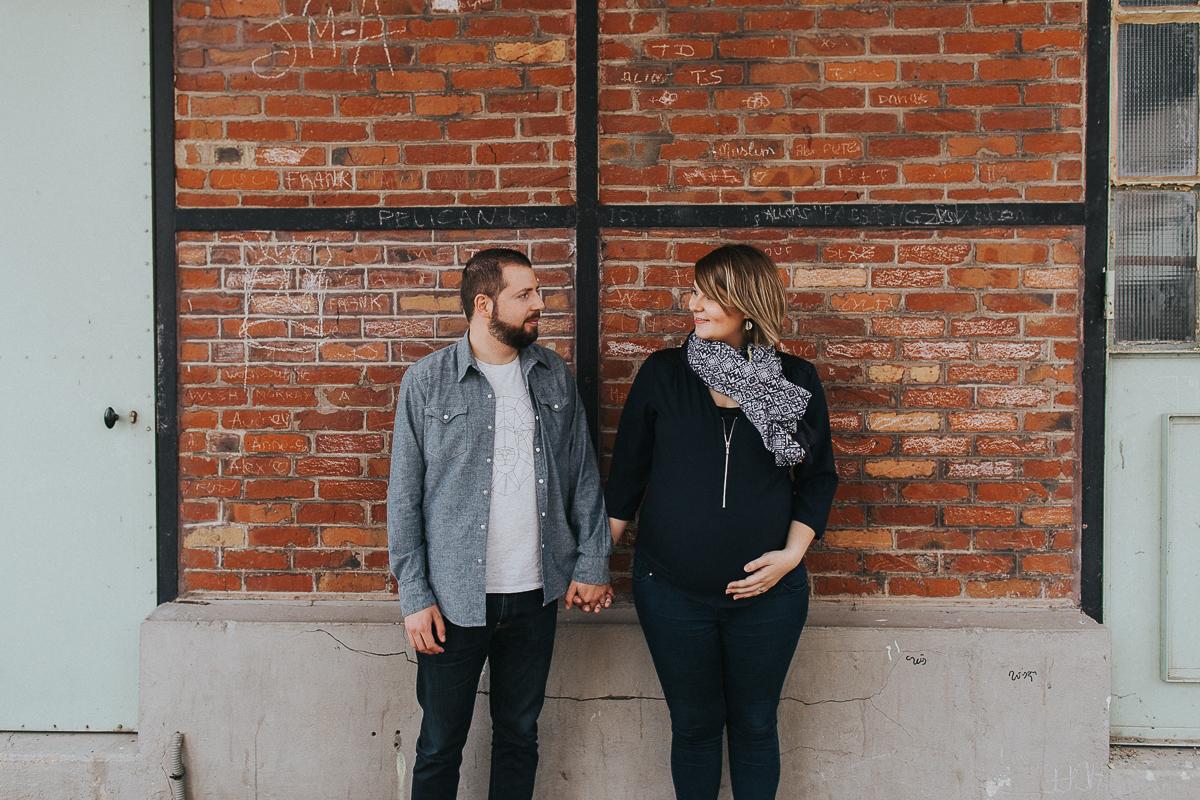 Séance grossesse, en attendant bébé Lila