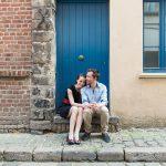 Séance engagement dans les rues du Vieux Lille