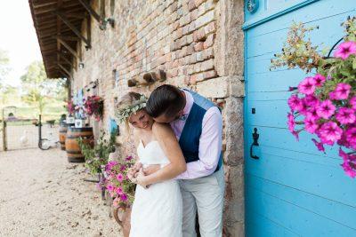 Un mariage et une cérémonie laïque à la ferme du Tremblay
