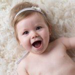 Séance bébé 9-12 mois au studio photo Béthune