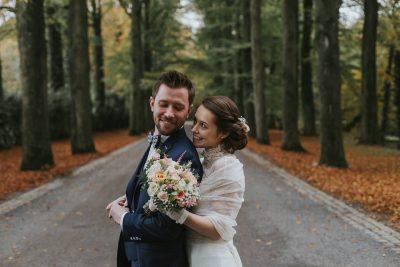 Un mariage en automne au château du Biez – Aurélie et Arnaud
