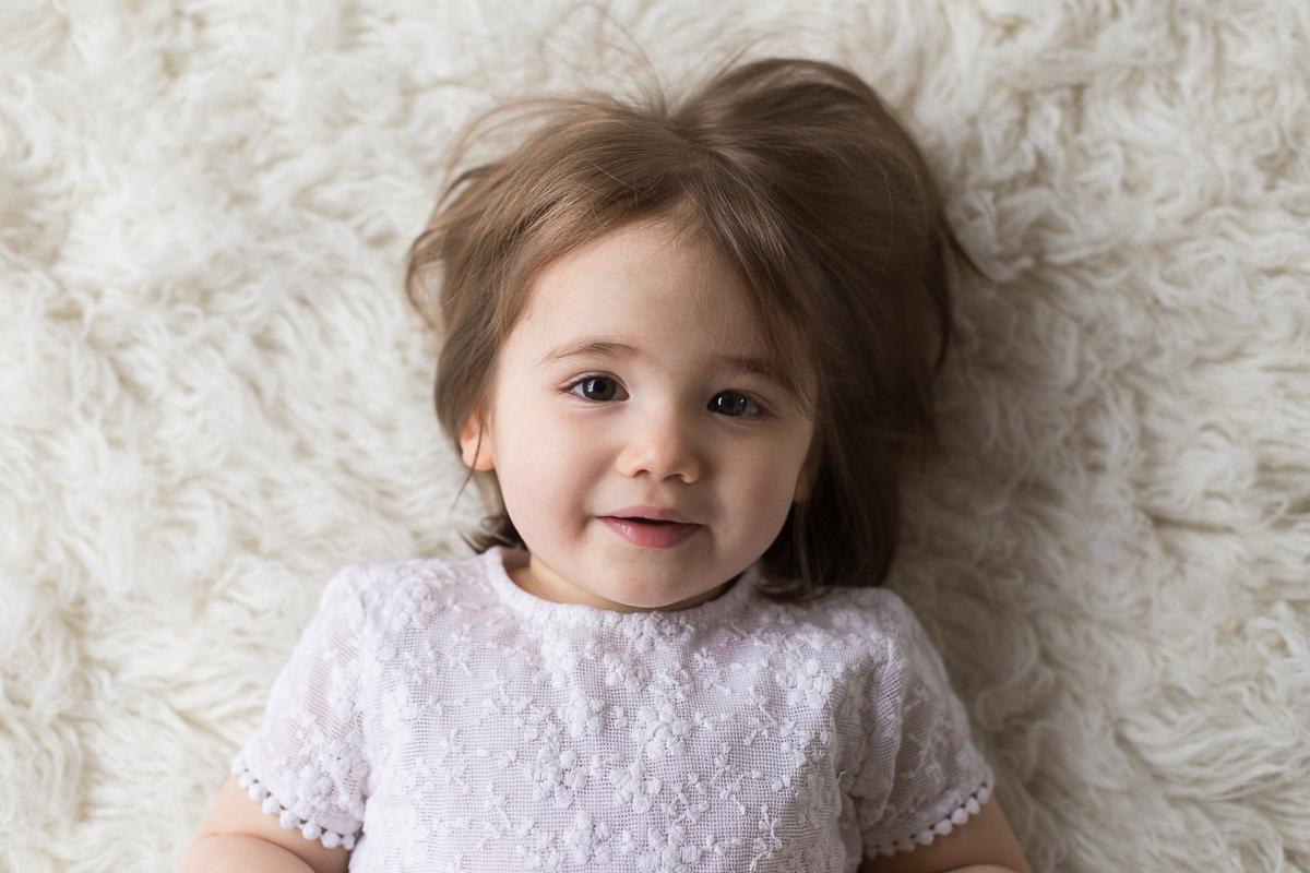 Photographe bébé basée sur Lille – Séance enfant au studio photo