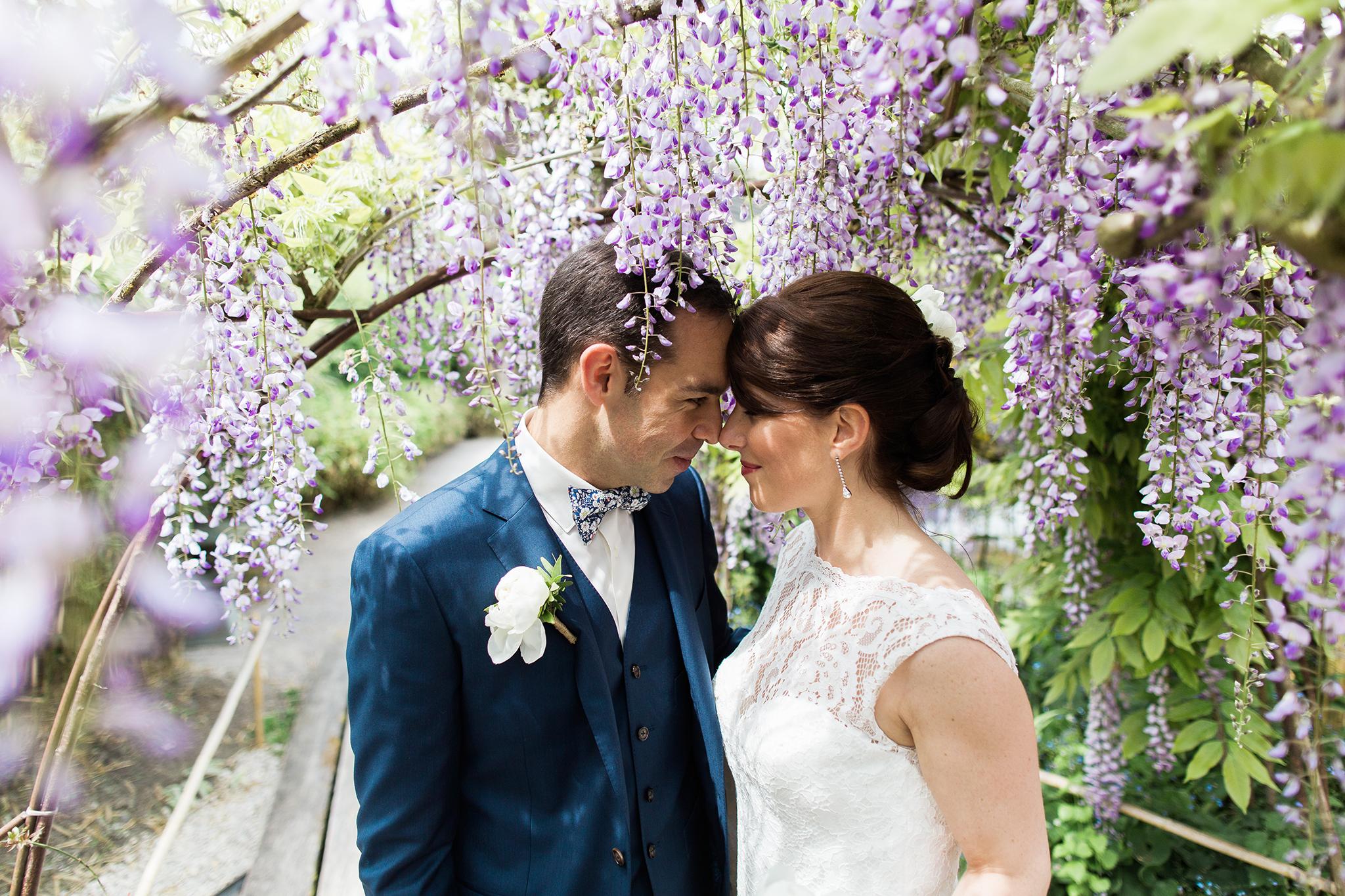 Un mariage au Colombier de Wicres dans les Weppes