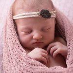 Séance naissance avec Mathilde au studio Béthune