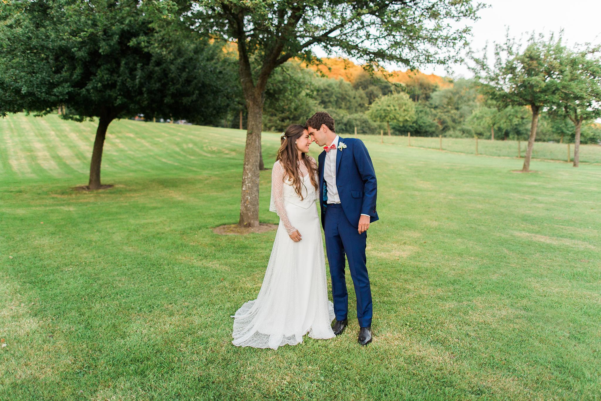 Un mariage à Honfleur, en Normandie avec Margaux et Matthieu